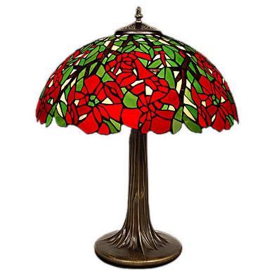 Tiffany Lamps Uk Vibrant Tiffany Style Leaded Glass